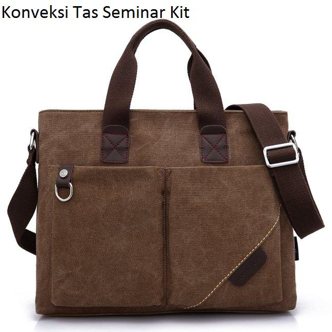 Konveksi Tas Seminar Kit 081809584233